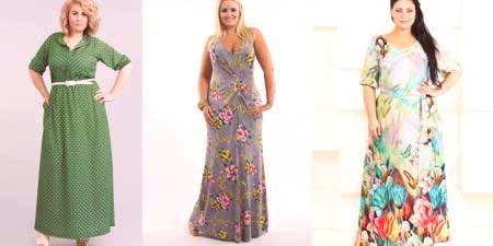 f465dd2cd6fa Dlhé letné šaty - krásne módne štýly tejto sezóny
