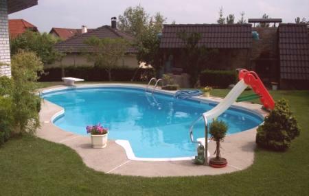 mjesto za upoznavanje s bazenom