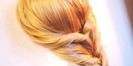 Frizure Za Dugu Kosu U školi Kako Brzo I Lijepo Staviti Ili