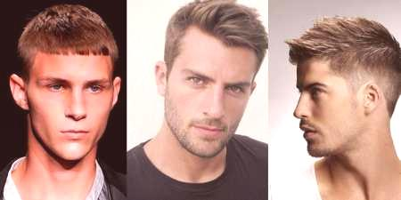 Męskie Fryzury Z Grzywką Jak Wybrać Modną Fryzurę I Zrobić