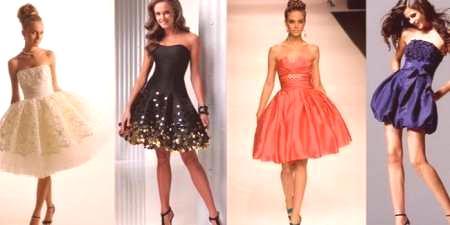 c04c586c4670 Koktejlové šaty pre ženy a dievčatá - recenzia štýlových a módnych ...