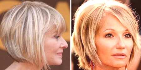 Fryzury Dla Kobiet Powyżej 40 Lat Odmładzające Fryzury Na