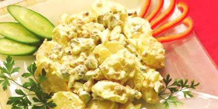 Salatka Ziemniaczana Proste Przepisy Na Gotowanie Potraw Z