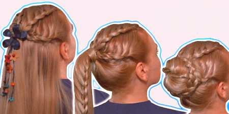 Fryzury Dla Włosów W średnim Wieku W Szkole Jak Zrobić