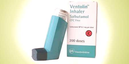 Ventolin medication
